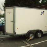 Large Box Trailers