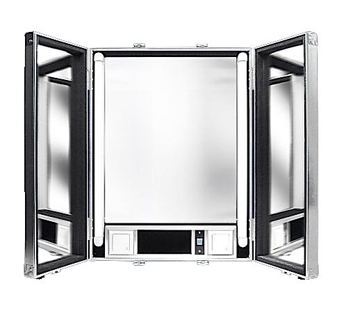 3-Way Make-Up Mirror