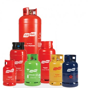 Flo Gas Bottles