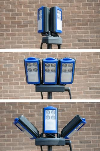 K10 Battery Light (Various Positions)