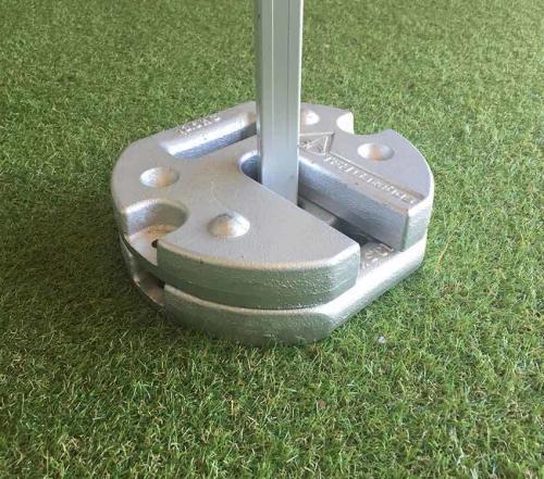 Steel Interlocking Weights