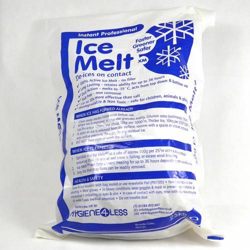 Non-Corrosive Rock Salt