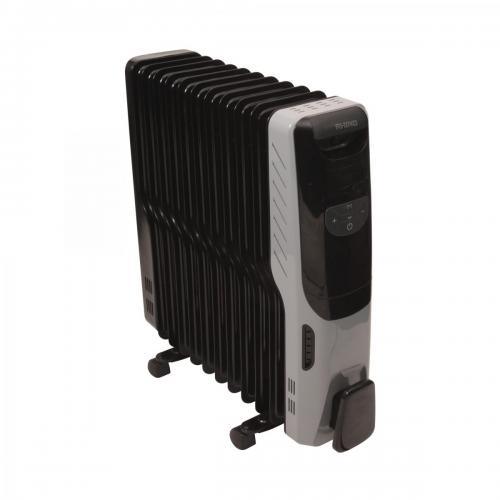 Rhino 2.5kW Oil Filled Radiator (Deluxe)